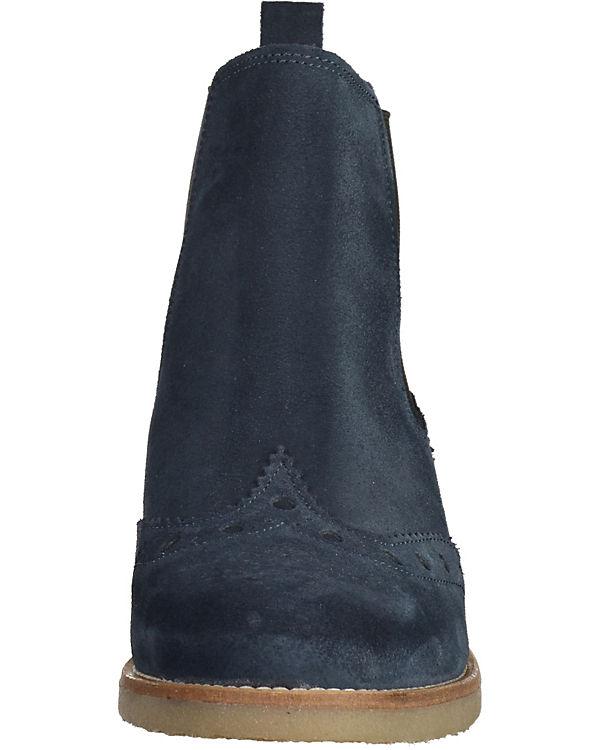 SPM Stiefeletten dunkelblau
