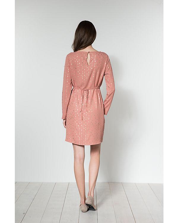 VILA Kleid rosa