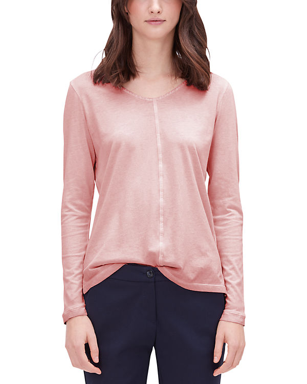 s.Oliver Langarmshirt rosa