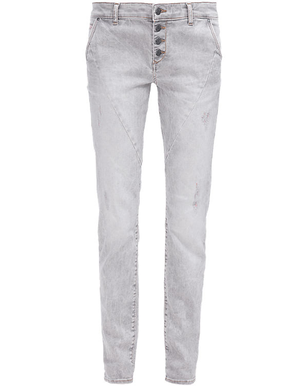 s.Oliver Jeans Shape Slim grau