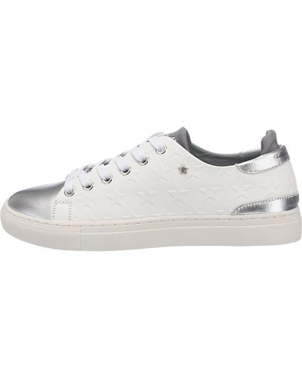 REPLAY Market Sneakers weiß