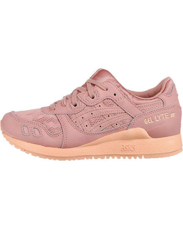 ASICS Tiger Gel-Lyte III Sneakers rosa