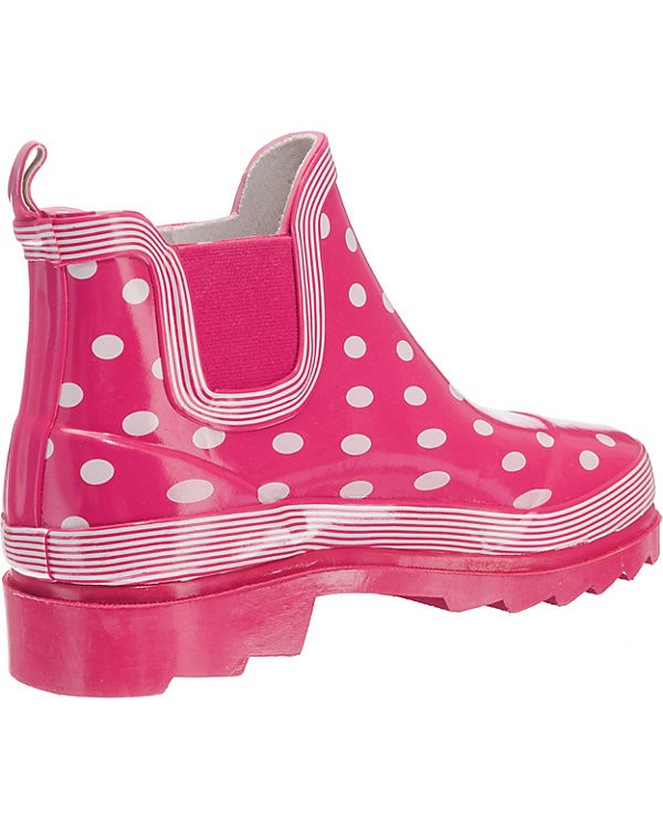 Beck Lifestyle Stiefel pink