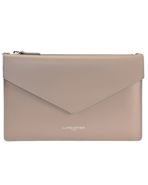 Lancaster Pur Smooth Mini Bag Umhängetasche Leder 26,5 cm