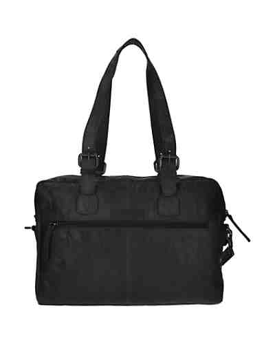 Spikes and Sparrow Bronco Henkeltasche Shopper Leder 35 cm