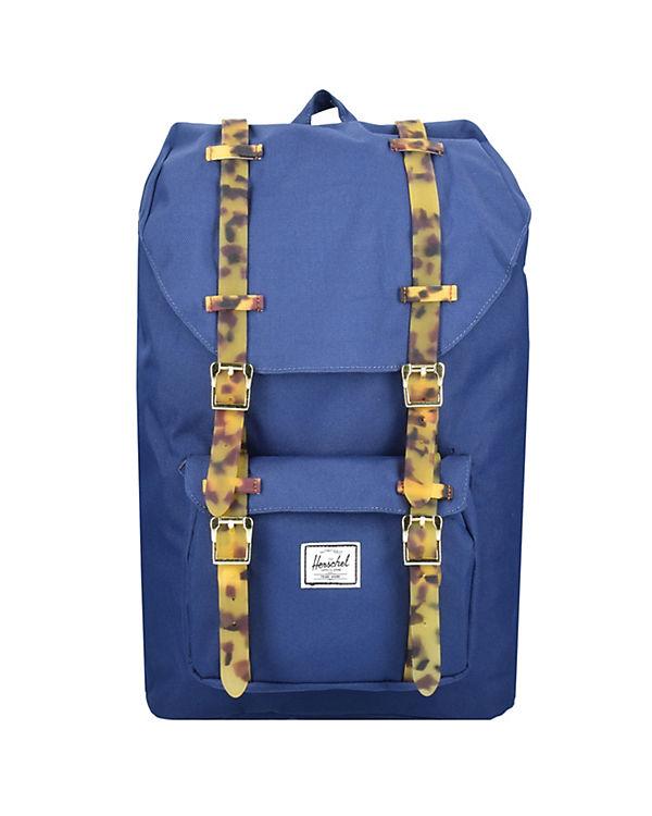 Herschel Herschel Little America Mid Volume Backpack Rucksack 38 cm Laptopfach mehrfarbig