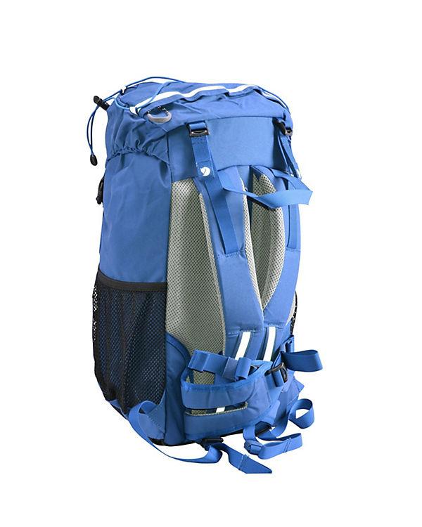 Fjällräven Fjällräven Kajka Jr. Kinder Wander Rucksack 56 cm blau