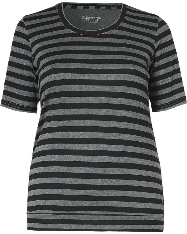 Energetics T-Shirt Gilla schwarz