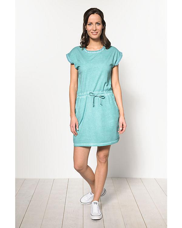 blue Kleid türkis