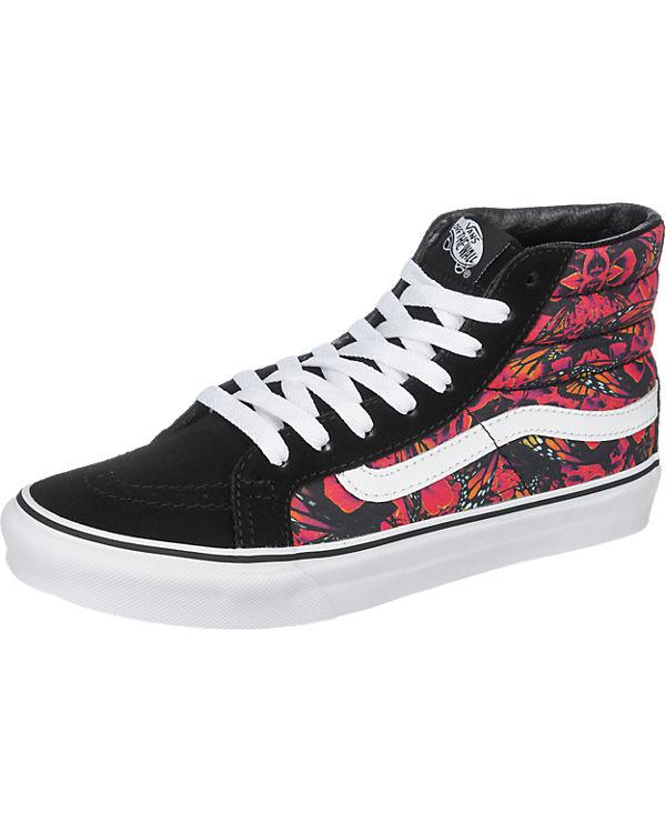 VANS Sk8-Hi Slim Sneakers rot-kombi