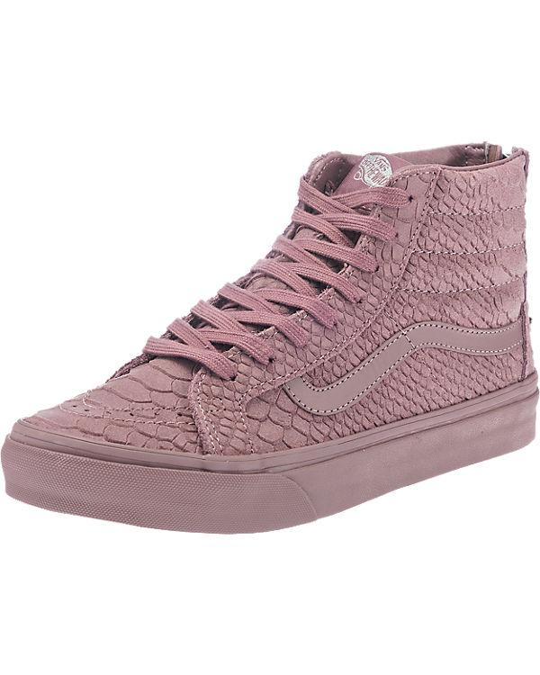 VANS Sk8-Hi Slim Zip Dx Sneakers flieder