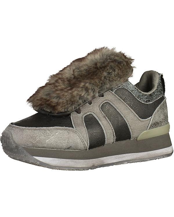 Art Sneakers schwarz-kombi