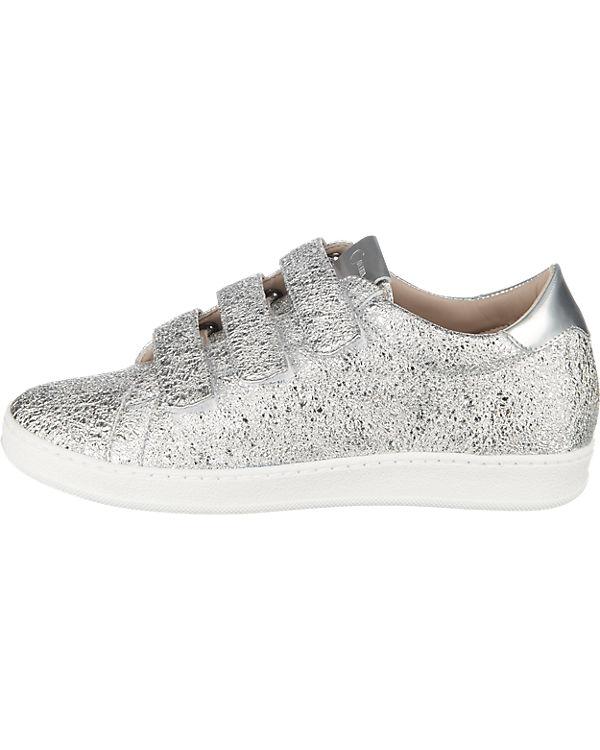 Donna Carolina Sneakers silber