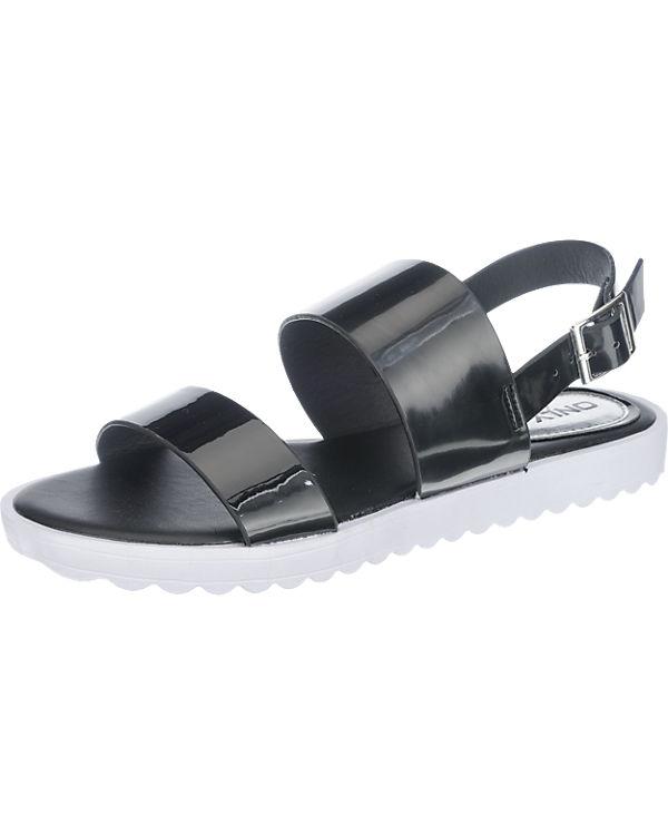 ONLY Mani Sandaletten schwarz