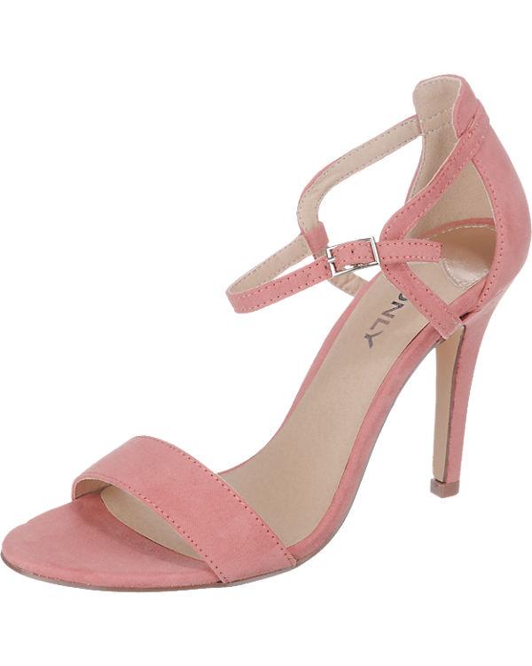ONLY Astrid Sandaletten rosa
