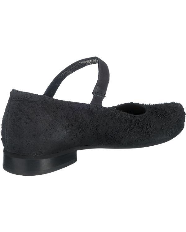 Papucei Alberta Ballerinas schwarz