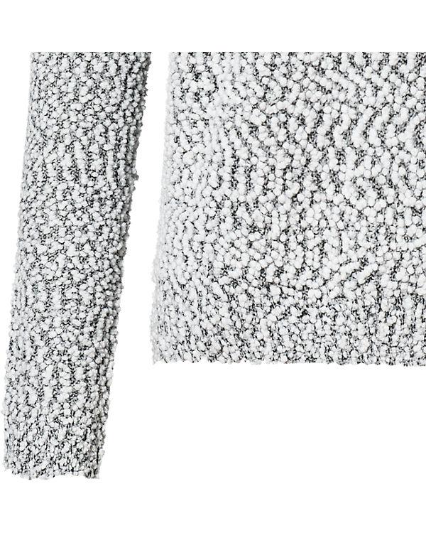 Q/S Pullover ecru