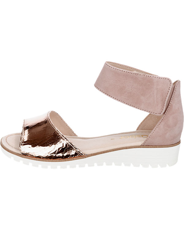 Gabor Sandaletten rosa
