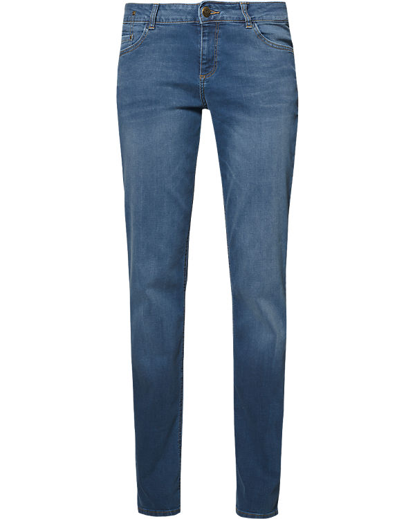 s.Oliver Jeans Smart Straight blue denim