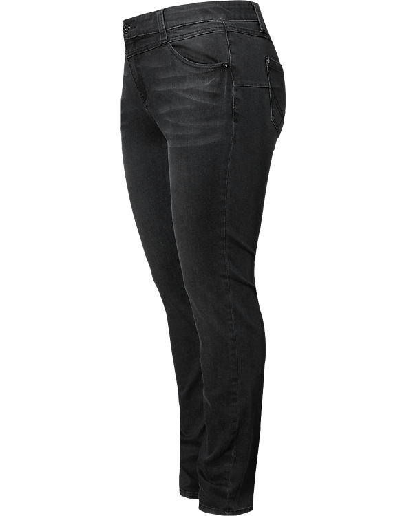 TRIANGLE Jeans Regular grey denim