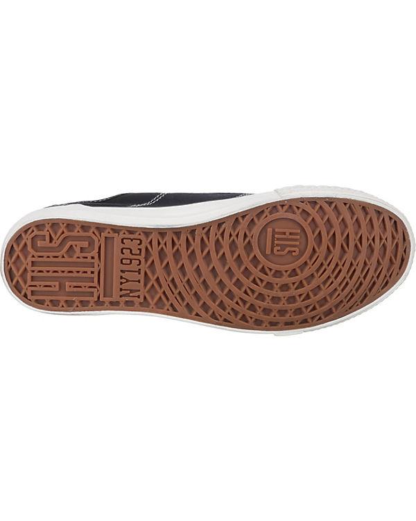 H.I.S. Sneakers schwarz