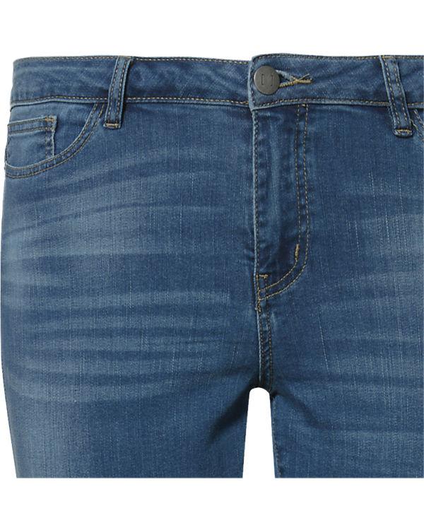 JUNAROSE Jeans Straight blue denim