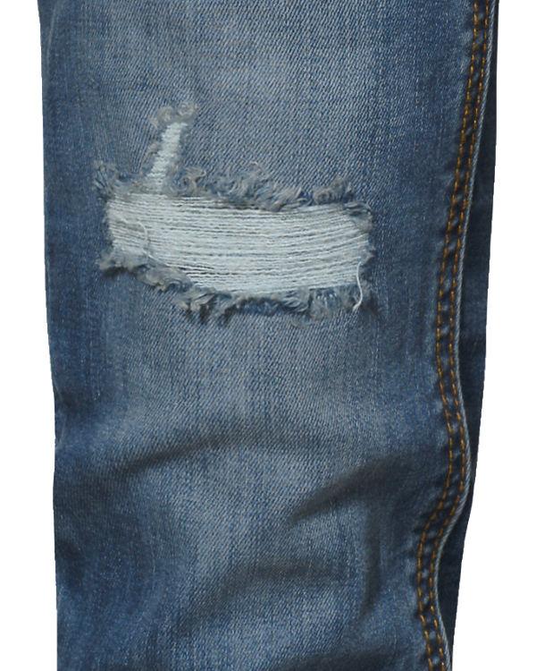 TOM TAILOR Denim Jeans Nova Skinny blue denim