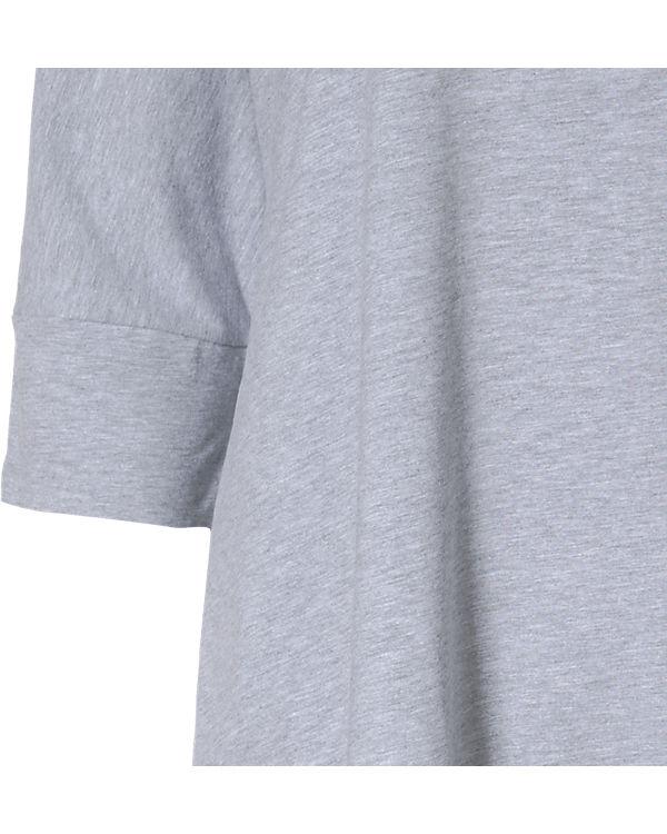 Zizzi 3/4-Arm-Longshirt grau