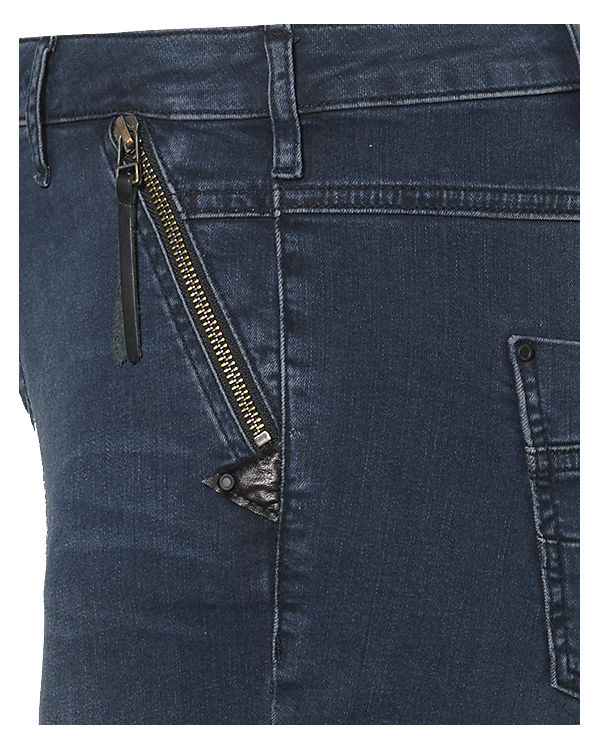 Zizzi Jeans Molly Slim blau