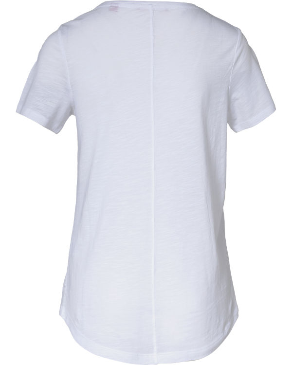 s.Oliver T-Shirt weiß