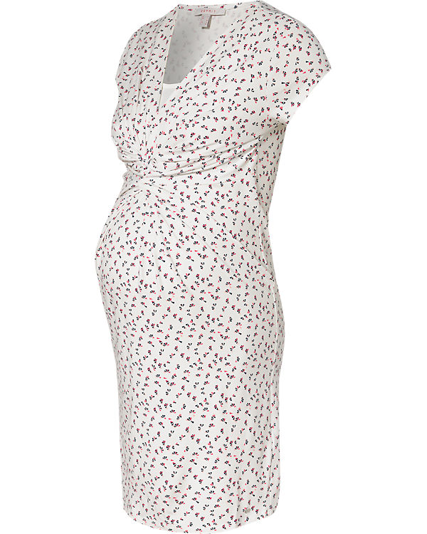 ESPRIT for mums Stillkleid offwhite