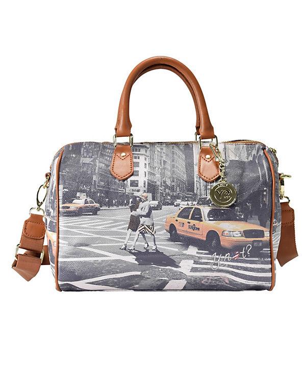 Y NOT Y NOT Handtasche 29 cm mehrfarbig