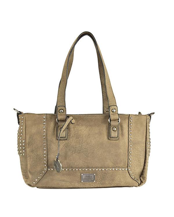 Suri Frey Suri Frey Gipsy Shopper Tasche 40 cm beige