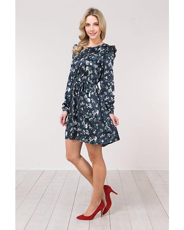 VILA Kleid dunkelblau
