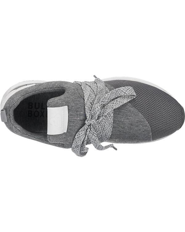 BULLBOXER Sneakers grau-kombi