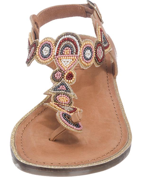 BULLBOXER Sandaletten mehrfarbig