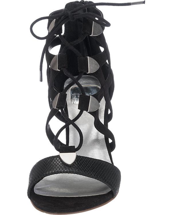 BULLBOXER Sandaletten schwarz