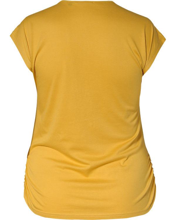 BLUE SEVEN T-Shirt gelb