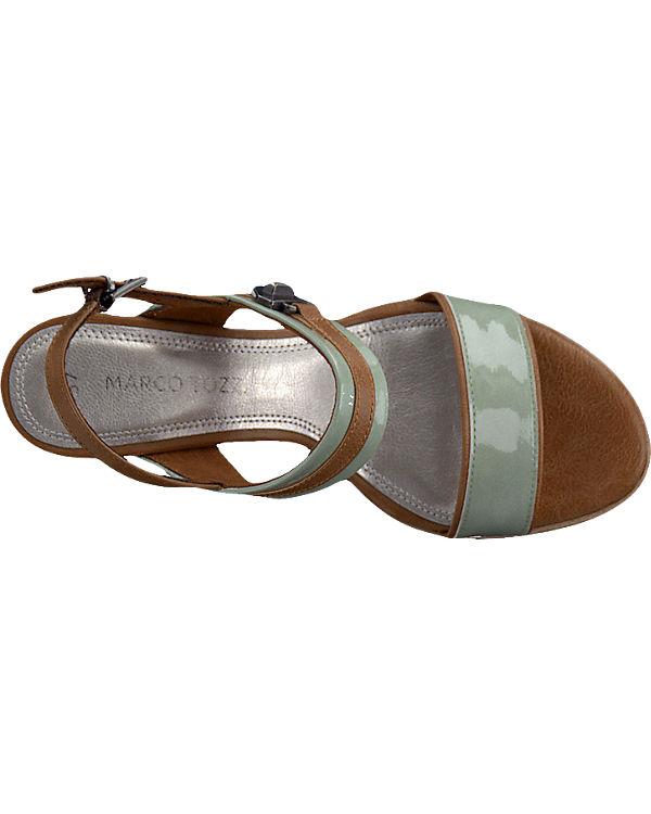 MARCO TOZZI Paduli Sandaletten mint