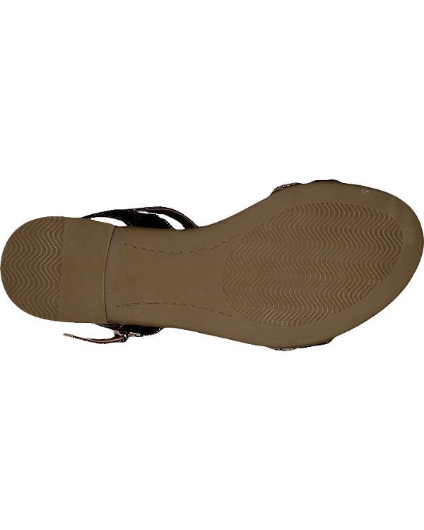 MARCO TOZZI Calo Sandaletten kupfer