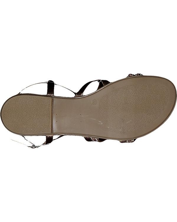 MARCO TOZZI Eder Sandaletten kupfer