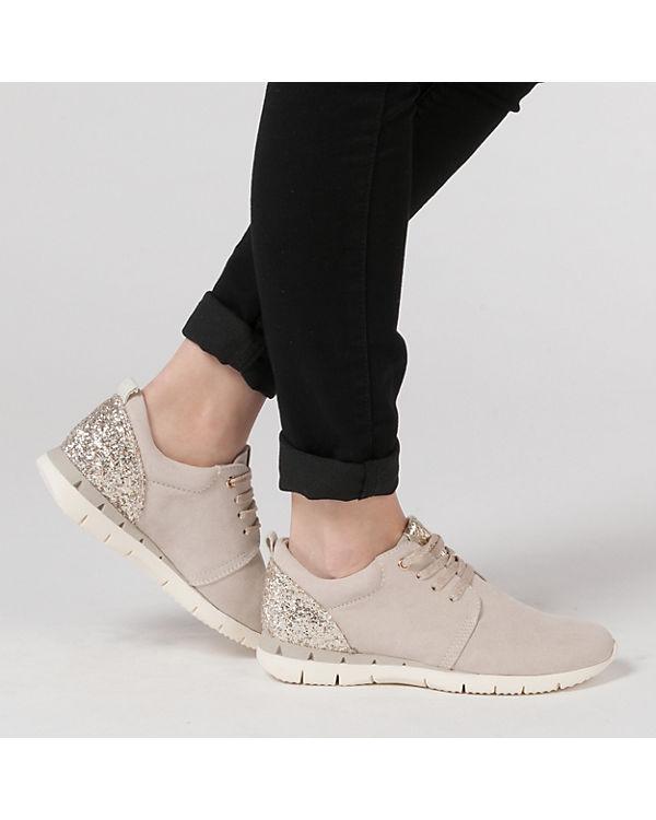 MARCO TOZZI Osso Sneakers grau