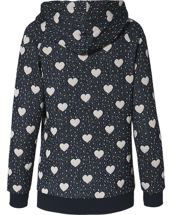 ONLY Sweatshirt dunkelblau