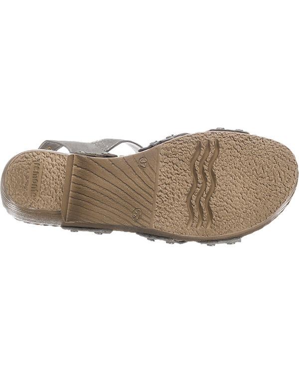 remonte Sandaletten silber
