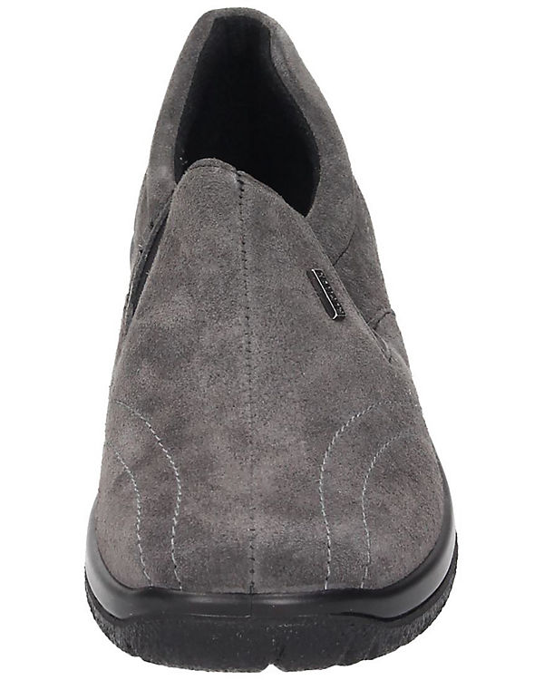 Comfortabel Slipper grau
