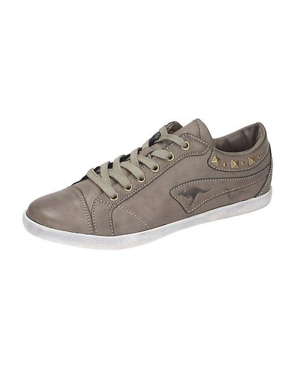 KangaROOS Sneakers braun