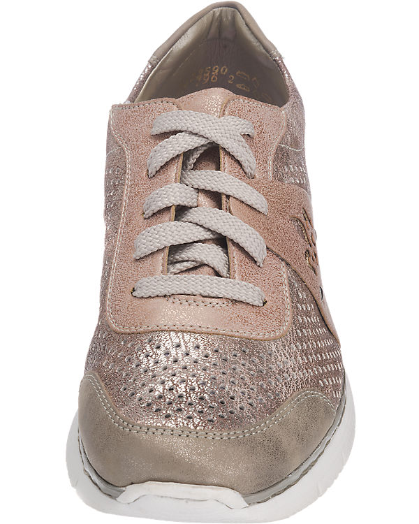 rieker Sneakers gold