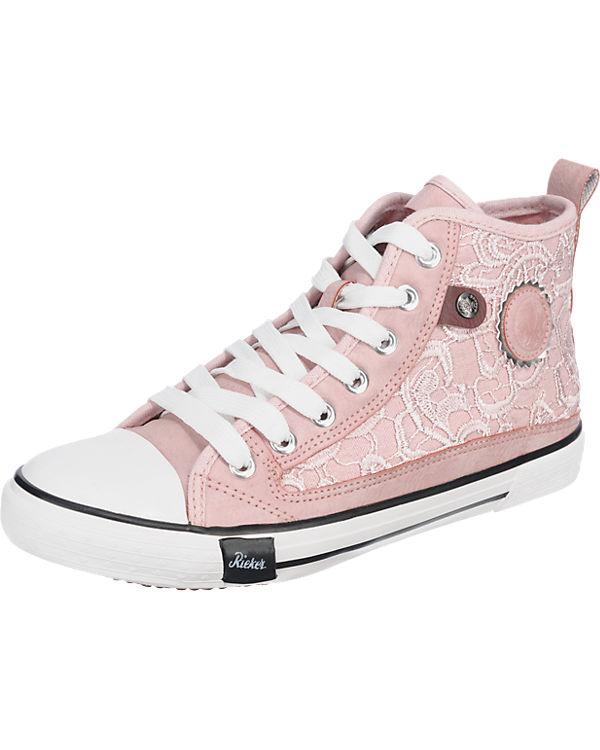 rieker Sneakers rosa