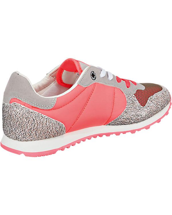 Pepe Jeans Verona Trust Sneakers pink