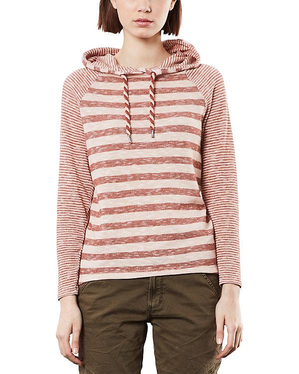 Q/S Pullover rosa
